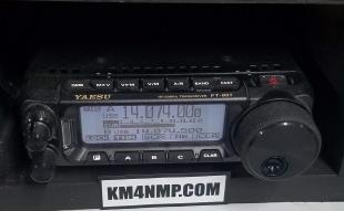 Yaesu FT-891 Review – KM4NMP